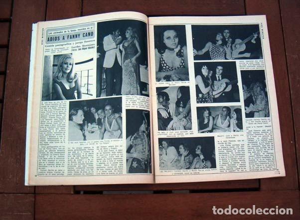 Coleccionismo de Revista Diez Minutos: Diez Minutos / LOLA FLORES, ROBERT TAYLOR, ROCIO DURCAL, PATTY SHEPARD, AUDREY HEPBURN - Foto 2 - 195330405