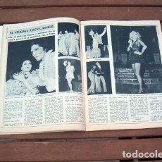 Coleccionismo de Revista Diez Minutos: DIEZ MINUTOS / ROCIO DURCAL, CARMEN SEVILLA, RAYMOND BURR, MARIA SILVA, ANALIA GADE, GELA GEISLER. Lote 199121942