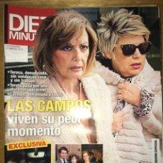 Coleccionismo de Revista Diez Minutos: DIEZ MINUTOS - NÚM: 3513 - DICIEMBRE 2019 - LAS CAMPOS VIVEN SU PEOR MOMENTO. Lote 201555083