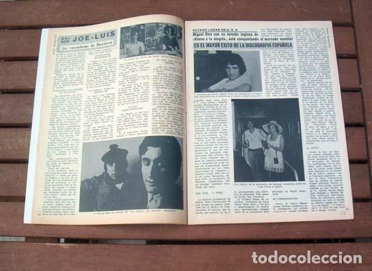 Coleccionismo de Revista Diez Minutos: DIEZ MINUTOS / MARISA MELL, MIGUEL RIOS, MONICA RANDALL, ROMINA POWER, ORNELLA MITI, CARDINALE - Foto 2 - 201599426