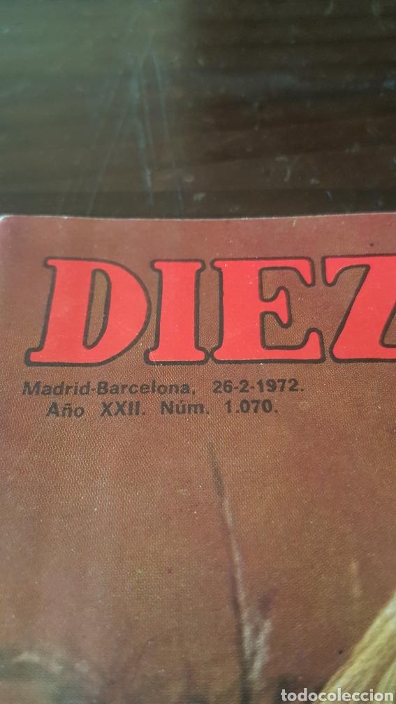 Coleccionismo de Revista Diez Minutos: Poster Marisol revista diez minutos - Foto 3 - 203064930