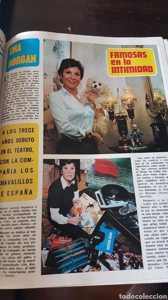 Coleccionismo de Revista Diez Minutos: Revista Diez minutos 1128 . Ana Belén. Boda Karina Ágata Luis Luis Miguel dominguin - Foto 4 - 203068082