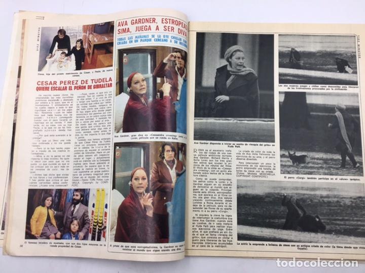 """Coleccionismo de Revista Diez Minutos: REVISTA """"DIEZ MINUTOS """" 1976 - Foto 5 - 205556225"""