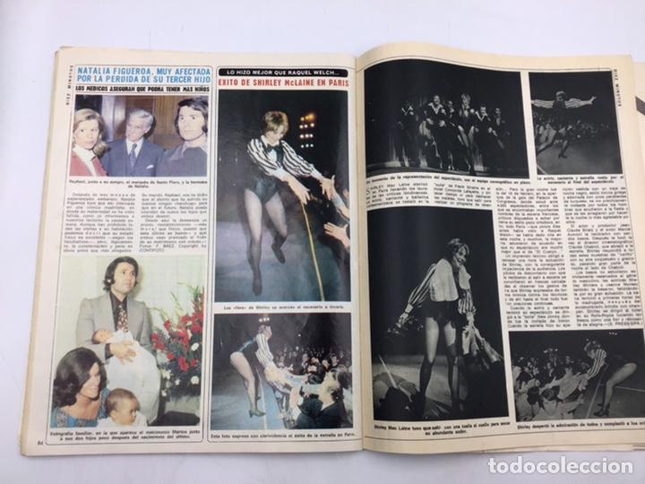 """Coleccionismo de Revista Diez Minutos: REVISTA """"DIEZ MINUTOS """" 1976 - Foto 7 - 205556225"""
