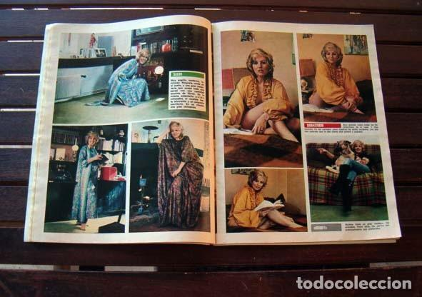 Coleccionismo de Revista Diez Minutos: DIEZ MINUTOS/ CARMEN CERVERA, LEX BARKER, CAMILO SESTO, MYLENE DEMONGEOT, ROMINA POWER, MARK SPITZ, - Foto 2 - 206346983
