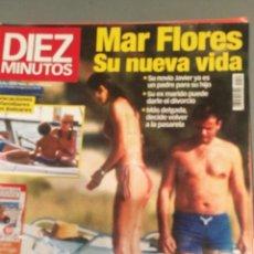 Coleccionismo de Revista Diez Minutos: REVISTA DIEZ MINUTOS , AÑO 2000. Lote 206404953
