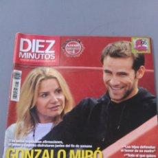 Coleccionismo de Revista Diez Minutos: REVISTA DIEZ MINUTOS , NÚMERO 2984. Lote 206759270