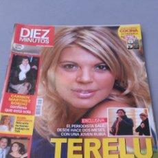 Coleccionismo de Revista Diez Minutos: REVISTA DIEZ MINUTOS , NÚMERO 2781. Lote 206759807