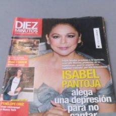 Coleccionismo de Revista Diez Minutos: REVISTA DIEZ MINUTOS , NÚMERO 3095. Lote 206759992