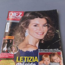 Coleccionismo de Revista Diez Minutos: REVISTA DIEZ MINUTOS , NÚMERO 2993. Lote 206760167