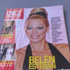 Coleccionismo de Revista Diez Minutos: REVISTA DIEZ MINUTOS , NÚMERO 3085. Lote 206760451