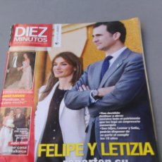 Coleccionismo de Revista Diez Minutos: REVISTA DIEZ MINUTOS , NÚMERO 3067. Lote 206760776