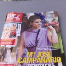 Coleccionismo de Revista Diez Minutos: REVISTA DIEZ MINUTOS , NÚMERO 3070. Lote 206760878