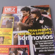 Coleccionismo de Revista Diez Minutos: REVISTA DIEZ MINUTOS NÚMERO 2730. Lote 206761017