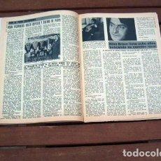 Coleccionismo de Revista Diez Minutos: DIEZ MINUTOS / NINO BRAVO, BRIGITTE BARDOT, ANITA EKBERG, DEWI SUKARNO, JUAN PARDO. Lote 207192106