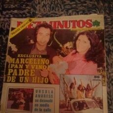 Coleccionismo de Revista Diez Minutos: DIEZ MINUTOS AÑO 1978 - INMA DE SANTIS -CAROLINA DE MONACO -URSULA ANDRESS -LUIS DEL OLMO. Lote 207436311
