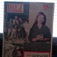 Coleccionismo de Revista Diez Minutos: DIEZ MINUTOS 172, 1954. Lote 208785321
