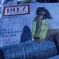 Coleccionismo de Revista Diez Minutos: NIEVES SALCEDO SANCHO GRACIAS MICHELE MERCIER SYLVIE VARTAN MANOLO ESCOBAR TONY DALLARA DIEZ MINUTOS. Lote 208938440