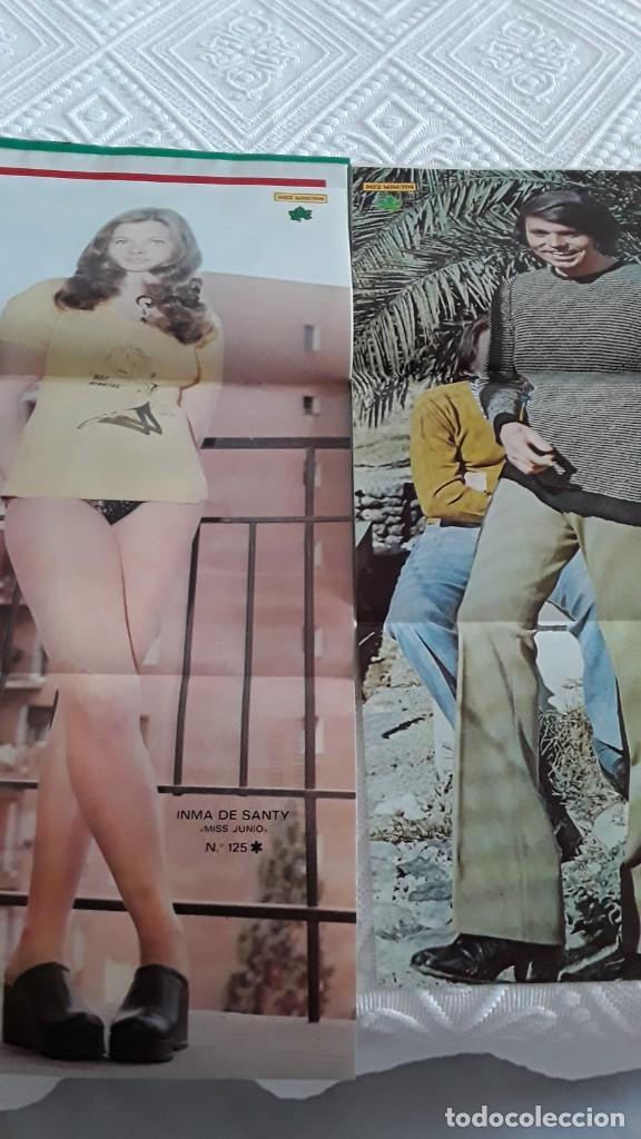 Coleccionismo de Revista Diez Minutos: Revistas Diez Minutos, 1972 y 1974 - Foto 4 - 212294570
