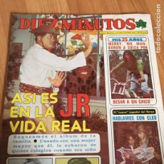 Coleccionismo de Revista Diez Minutos: DIEZ MINUTOS 1592 - RAPHAEL. Lote 215102410