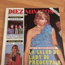 Coleccionismo de Revista Diez Minutos: REVISTA DIEZ MINUTOS 1631 - NADIUSKA. Lote 215133020