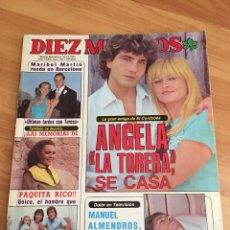Coleccionismo de Revista Diez Minutos: REVISTA DIEZ MINUTOS - 1677 - ESPERANZA ROY - LA POLACA. Lote 215133167