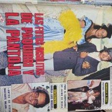 Coleccionismo de Revista Diez Minutos: REVISTA DÍEZ MINUTOS AÑO 1984 EL SUMARIO FOTOGRAFIADO. Lote 218093716