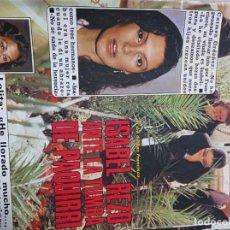 Coleccionismo de Revista Diez Minutos: REVISTA DÍEZ MINUTOS AÑO 1984 EL SUMARIO FOTOGRAFIADO. Lote 218093760