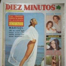 Coleccionismo de Revista Diez Minutos: DIEZ MINUTOS N° 1308 MARISOL. Lote 218352942