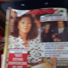 Collectionnisme de Magazine Diez Minutos: REVISTA DÍEZ MINUTOS AÑO 1988 EL SUMARIO FOTOGRAFIADO. Lote 218491221
