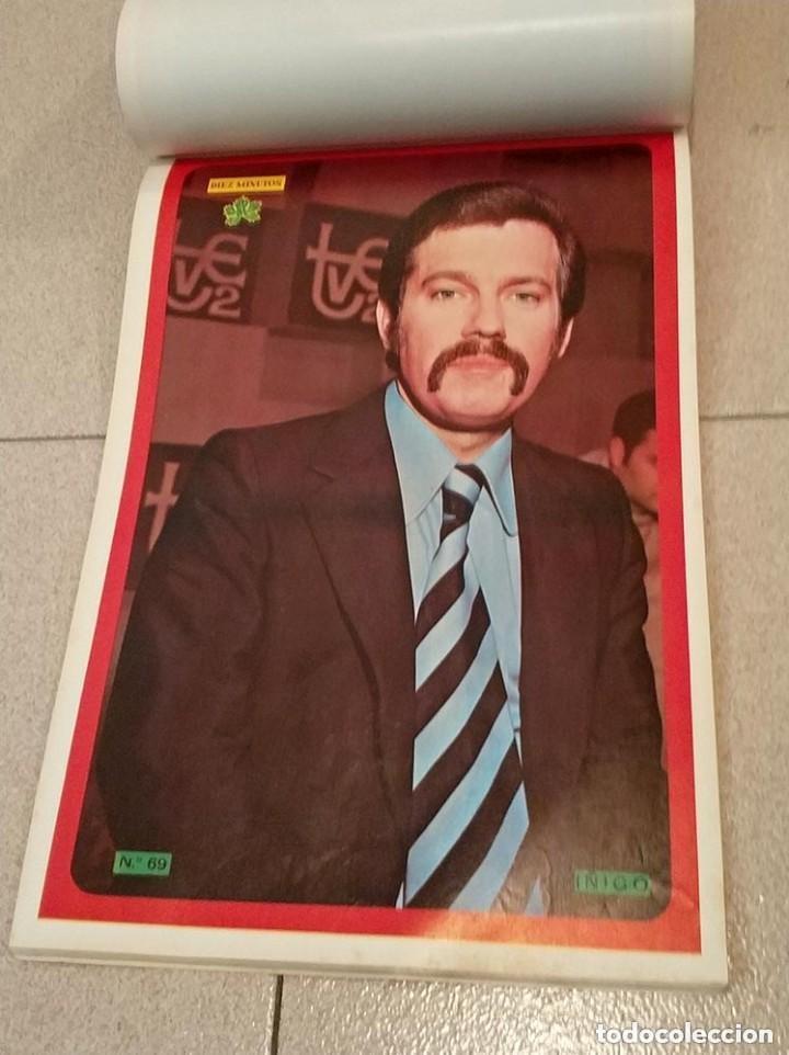 Coleccionismo de Revista Diez Minutos: Extra Diez Minutos Los 100 mejores posters 1972 completo - Foto 2 - 219107903