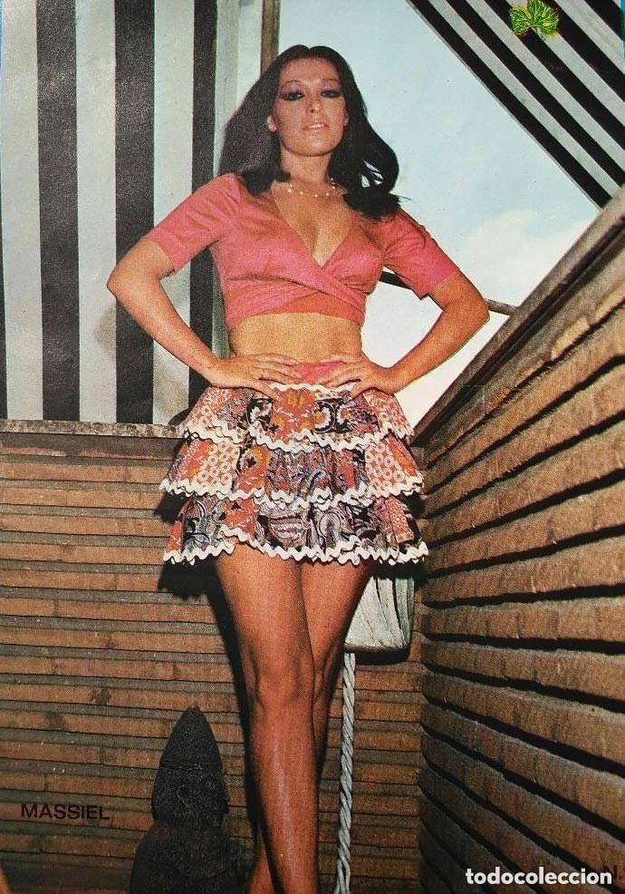 Coleccionismo de Revista Diez Minutos: Extra Diez Minutos Los 100 mejores posters 1972 completo - Foto 7 - 219107903