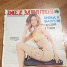 Coleccionismo de Revista Diez Minutos: DIEZ MINUTOS - 1206 - 1974. Lote 220632873