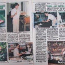 Collectionnisme de Magazine Diez Minutos: RECORTE REVISTA DIEZ MINUTOS Nº 1723 1984 GABY. PAYASOS DE LA TELE. Lote 223073387