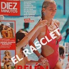 Coleccionismo de Revista Diez Minutos: ANTIGUA REVISTA DIEZ MINUTOS - NUMERO 2919. Lote 233978100
