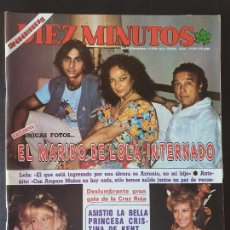 Collectionnisme de Magazine Diez Minutos: REVISTA DIEZ MINUTOS Nº 1720. Lote 234150715
