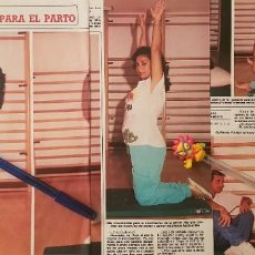 Coleccionismo de Revista Diez Minutos: REPORTAJE LOLITA FLORES. REVISTA DÍEZ MINUTOS 29/09/87. Lote 236433545