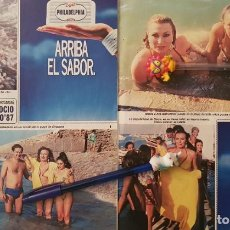 Collectionnisme de Magazine Diez Minutos: REPORTAJE ROCIO JURADO. REVISTA DÍEZ MINUTOS 29/09/87. Lote 236434965