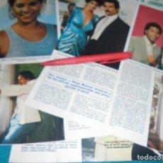 Collectionnisme de Magazine Diez Minutos: RECORTE : DON JOHNSON. CORRUPCION EN MIAMI. DIEZ MINUTOS, MAYO 1986 (#). Lote 237806625