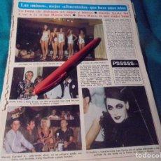 Coleccionismo de Revista Diez Minutos: RECORTE : ELECCION DE MISS MADRID. DIEZ MINUTOS, AGTO 1979(#). Lote 243223100