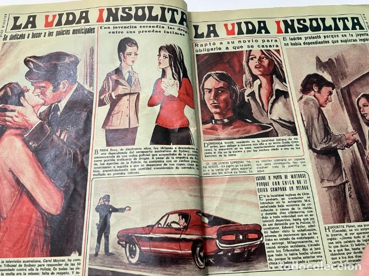 Coleccionismo de Revista Diez Minutos: DIEZ MINUTOS 1974 PALOMA CELA MARISOL HELMUT BERGER ROSA MORENA CAMILO SESTO MARIBEL MARTIN SURIA - Foto 9 - 243519980