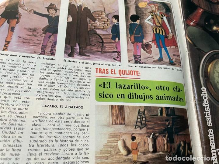 Coleccionismo de Revista Diez Minutos: DIEZ MINUTOS ENERO 1980 SAN BASILIO SARA MONTIEL BARBARA REY HOMBRE RICO HOMBRE POBRE BEE GEES - Foto 2 - 243521180