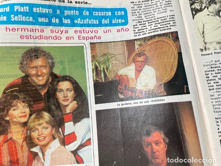 Coleccionismo de Revista Diez Minutos: DIEZ MINUTOS ENERO 1980 SAN BASILIO SARA MONTIEL BARBARA REY HOMBRE RICO HOMBRE POBRE BEE GEES - Foto 3 - 243521180