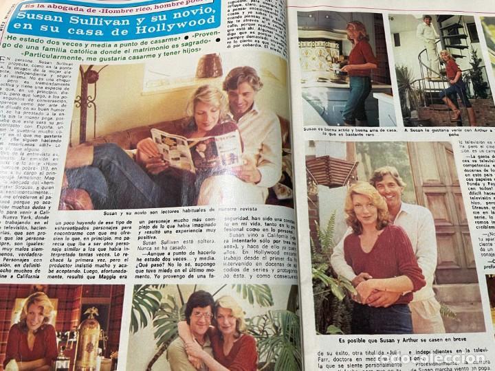 Coleccionismo de Revista Diez Minutos: DIEZ MINUTOS ENERO 1980 SAN BASILIO SARA MONTIEL BARBARA REY HOMBRE RICO HOMBRE POBRE BEE GEES - Foto 9 - 243521180