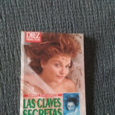 Coleccionismo de Revista Diez Minutos: LIBRO EXCLUSIVO DIEZ MINUTOS LAS CLAVES SECRETAS DE TWIN PEAKS AÑO 1991. Lote 247604015