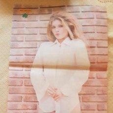 Coleccionismo de Revista Diez Minutos: GRAN PÓSTER REVISTA DIEZ MINUTOS - Nº 247 - PATRICIA. Lote 253840825