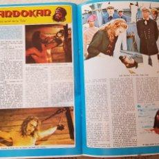 Coleccionismo de Revista Diez Minutos: SANDOKÁN - EL FAMOSO SERIAL DE LA TELE - FASCÍCULO 5 - REVISTA DIEZ MINUTOS. Lote 253861095