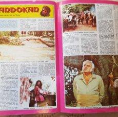 Coleccionismo de Revista Diez Minutos: SANDOKÁN - EL FAMOSO SERIAL DE LA TELE - FASCÍCULO 6 - REVISTA DIEZ MINUTOS. Lote 253861285
