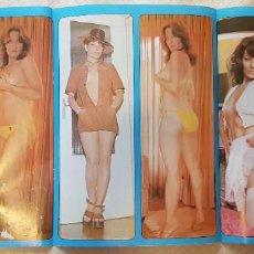 Coleccionismo de Revista Diez Minutos: SEX PÓSTER TOP SECRET - Nº 41 - LONE FLEMING - REVISTA DIEZ MINUTOS. Lote 253893125