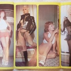 Coleccionismo de Revista Diez Minutos: SEX PÓSTER TOP SECRET - Nº 46 - ANA MARÍA ROSSIER - REVISTA DIEZ MINUTOS. Lote 253894640